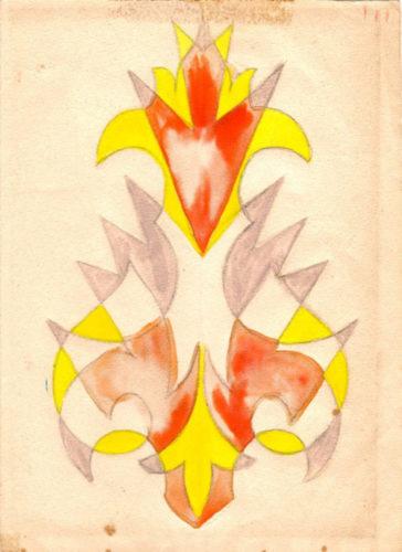 Futurist flowers / Fiori futuristi